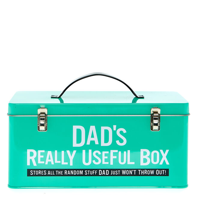 Dad's Really Useful Box