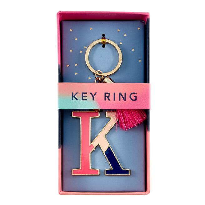 Initial Keyring - K