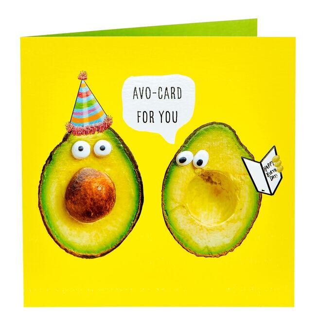 Birthday Card - Aco-card For You