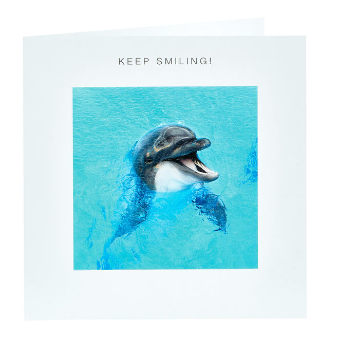 Any Occasion Card - Keep Smiling