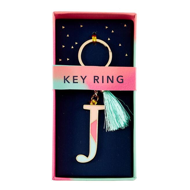 Initial Keyring - J