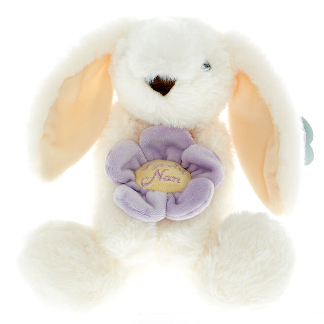 Lovely Nan Bunny Soft Toy