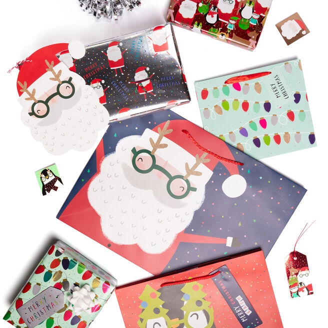 Children's Christmas Gift Wrap Range