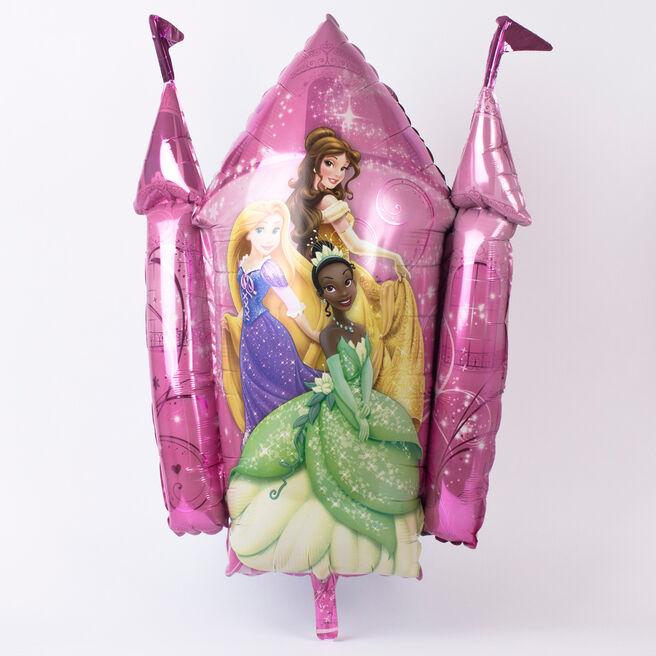 Disney Princess Foil SuperShape Helium Balloon (Deflated)