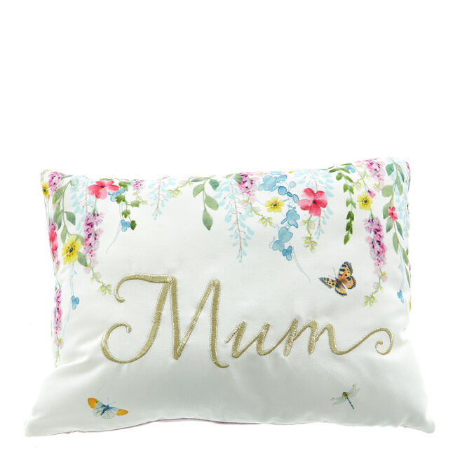 Sentiment Floral Mum Cushion