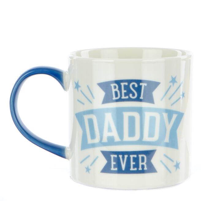 Best Daddy Ever Mug