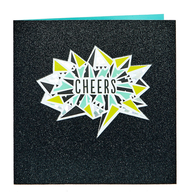 Any Occasion Card - CHEERS