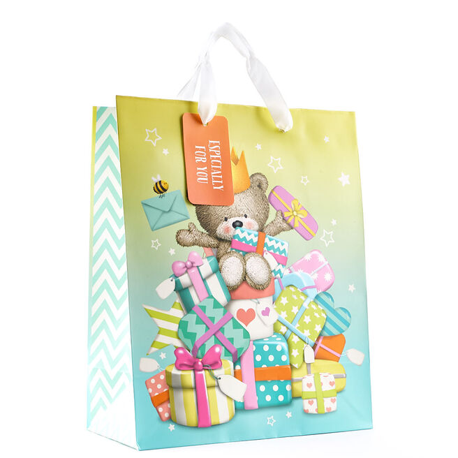 Hugs Presents 'Especially For You' Large Gift Bag