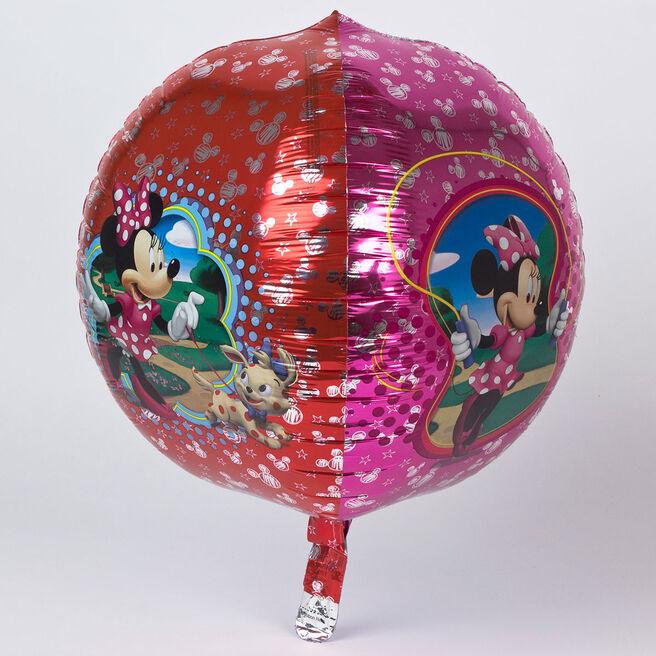 Disney Minnie Mouse Orbz Helium Balloon (Deflated)