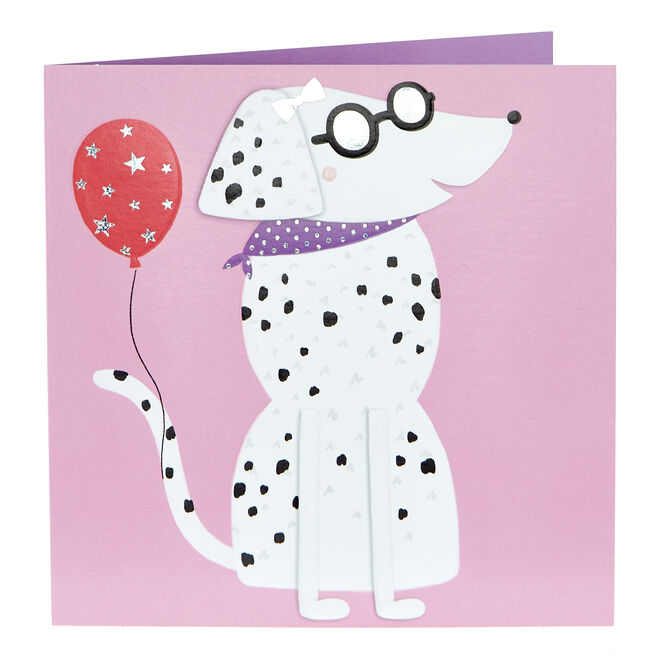 Any Occasion Card - Dalmatian
