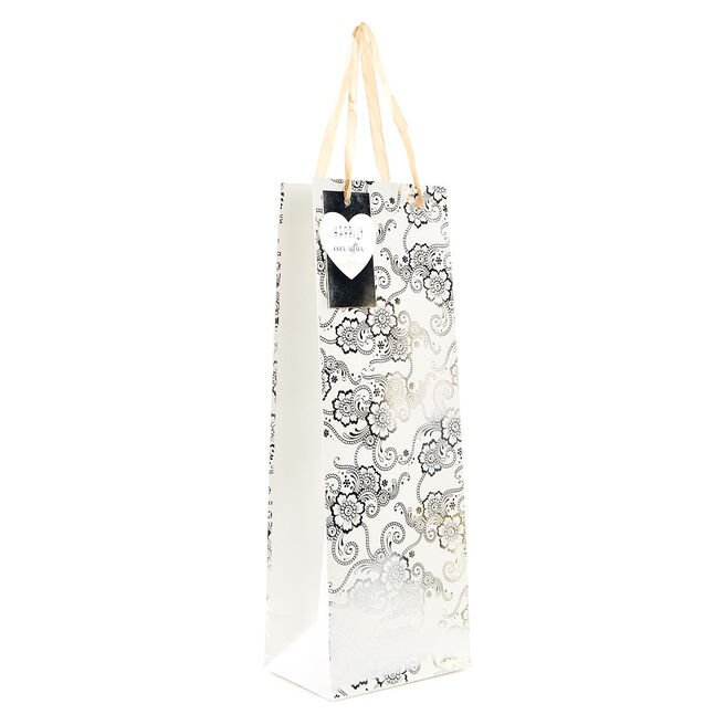 Happily Ever After Wedding Bottle Bag