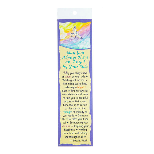 Blue Mountain Arts Bookmark - An Angel By Your Side