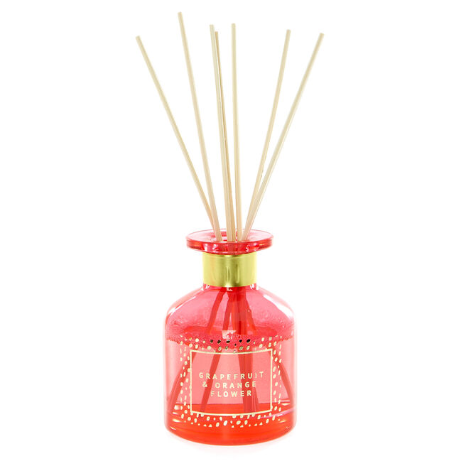 Fabulous Grapefruit & Orange Flower Reed Diffuser