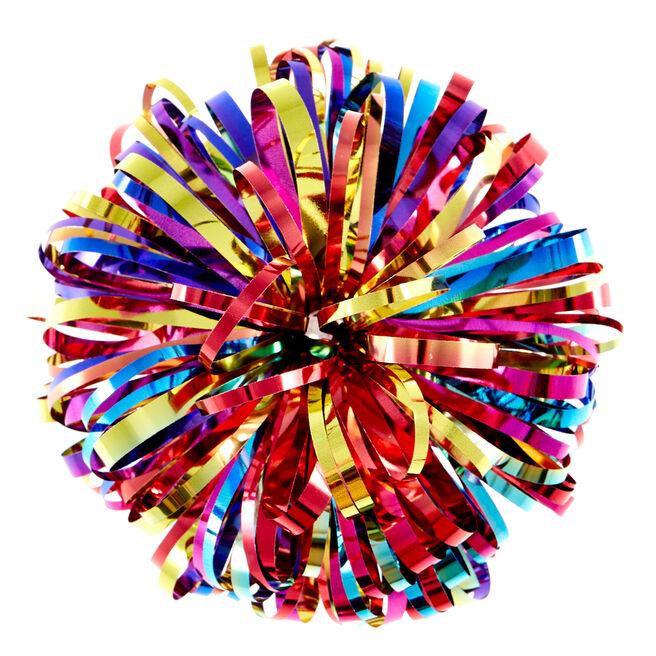 Luxury Multicoloured Gift Bow