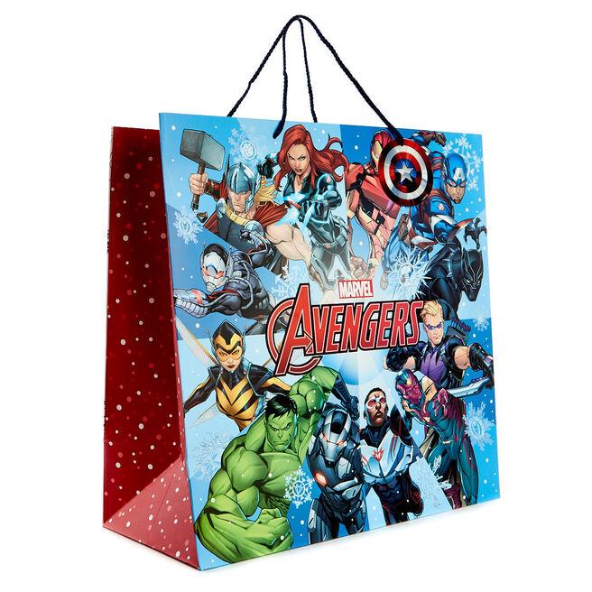 Extra Large Avengers Christmas Gift Bag