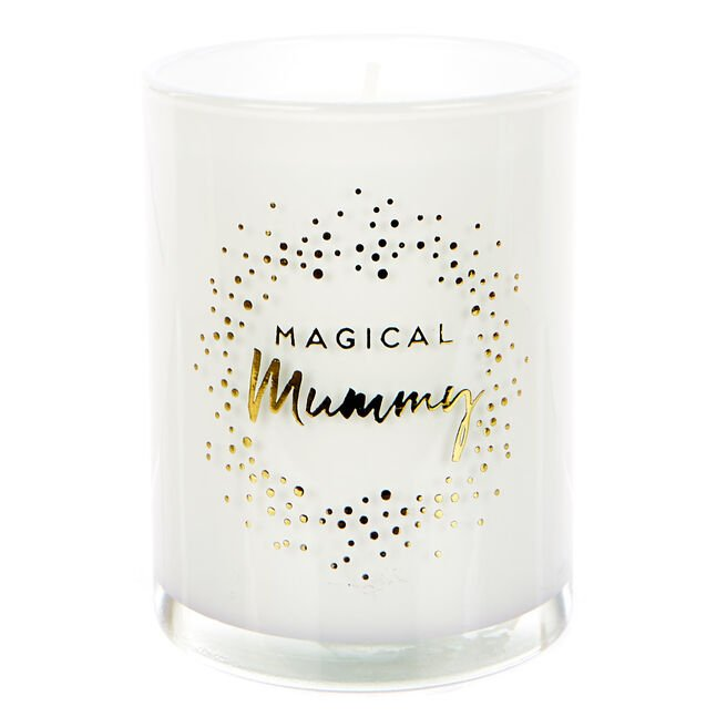 Vanilla Scented Candle - Magical Mummy