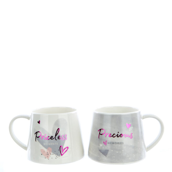 Perfect Together 40th Anniversary Twin Mug Gift Set