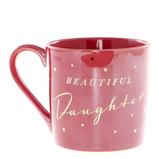 Beautiful Daughter Mug In A Box