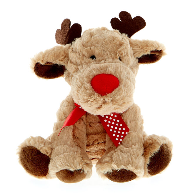 Small Reindeer Soft Toy