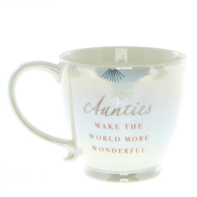 Wonderful Auntie Mug