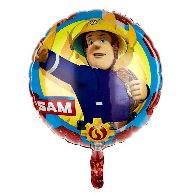 Fireman Sam 17-Inch Foil Helium Balloon