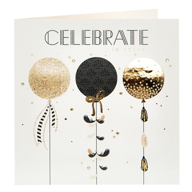 Any Occasion Card - Celebrate In Style