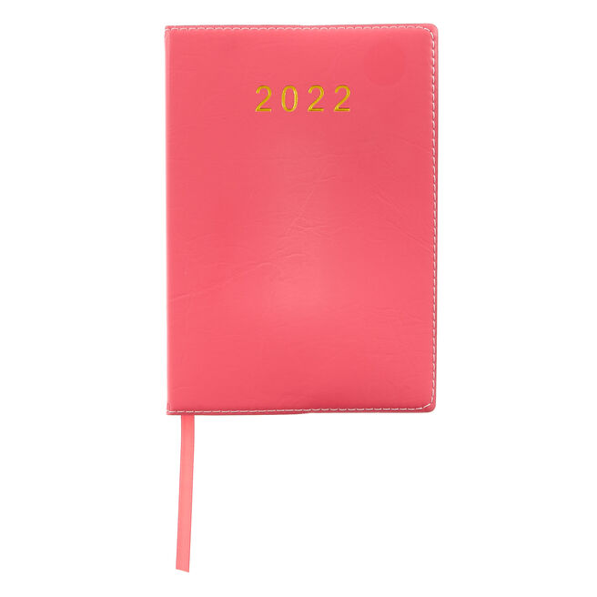 Coral Page-A-Day 2022 Pocket Diary