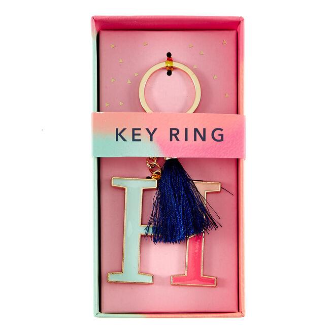 Initial Keyring - H