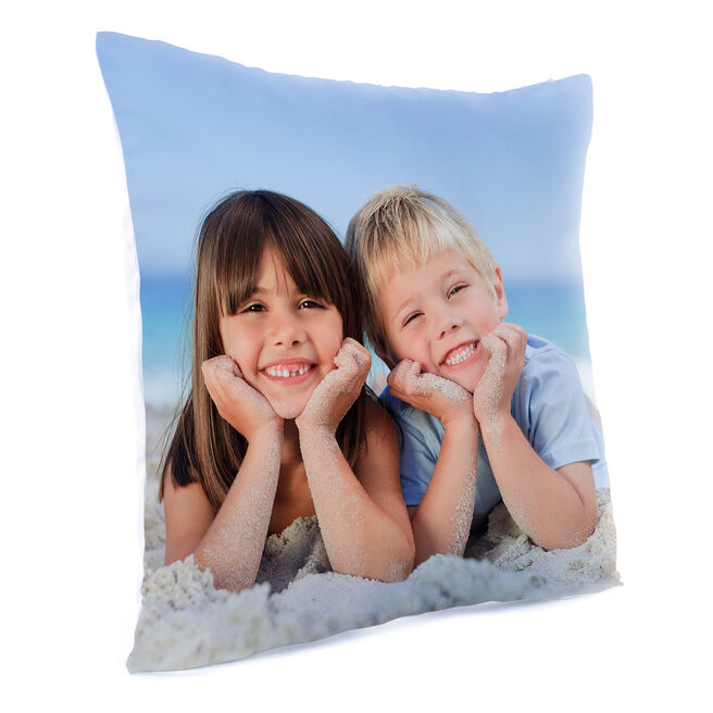 Personalised Photo Upload Cushion