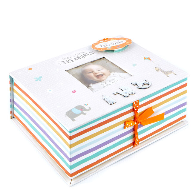 Teeny Wonders Baby's Little Treasures Keepsake Box
