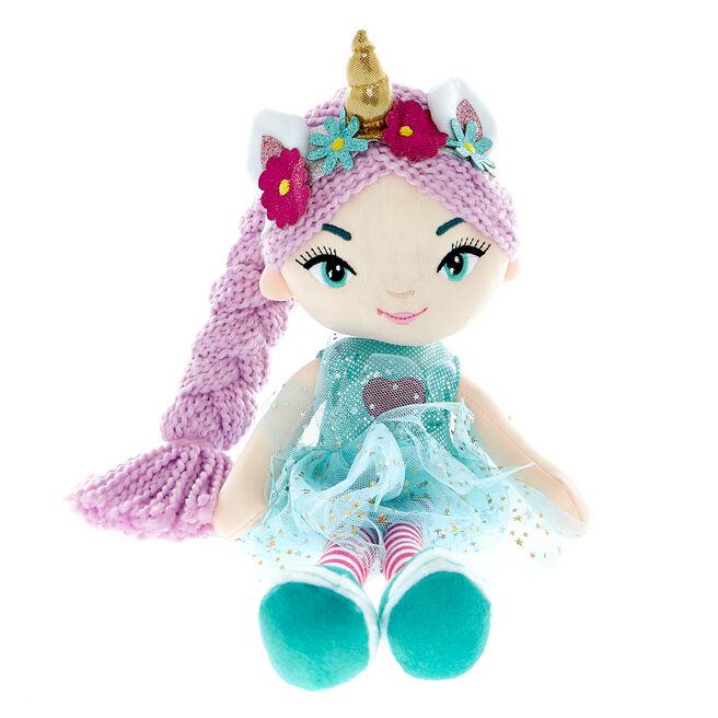 Hey Girl! Poppy Dream Princess Soft Toy Doll