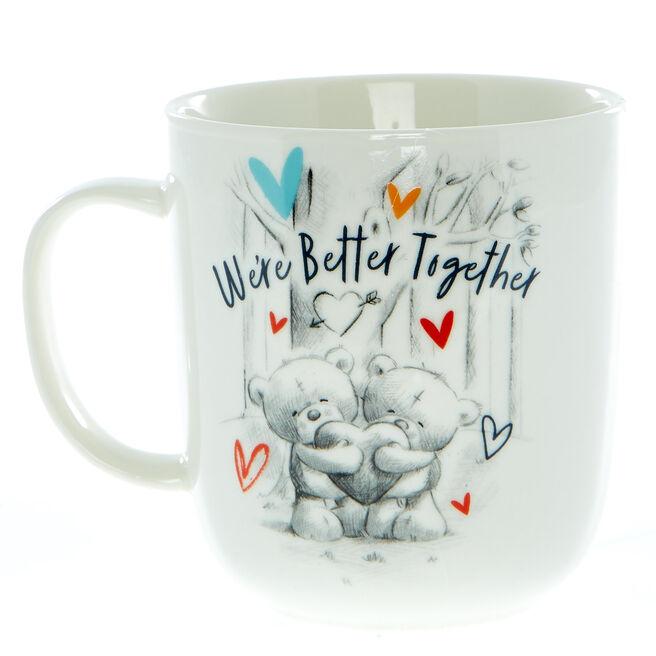 Love & Bear Hugs Mug In A Box