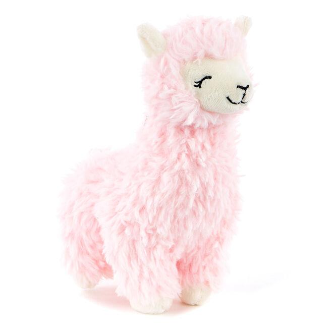 Pink Llama Soft Toy