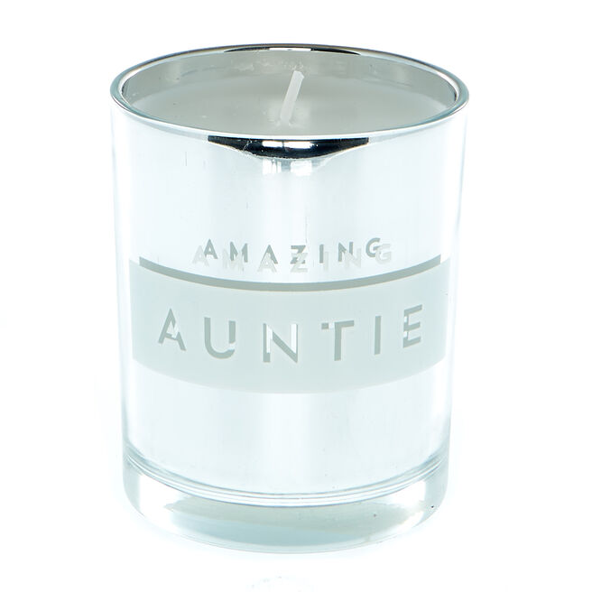 Amazing Auntie Vanilla Scented Candle