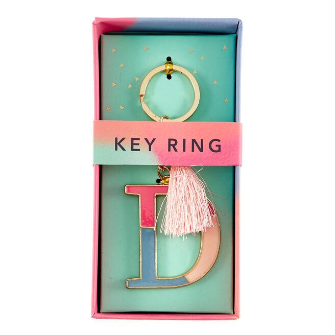 Initial Keyring - D