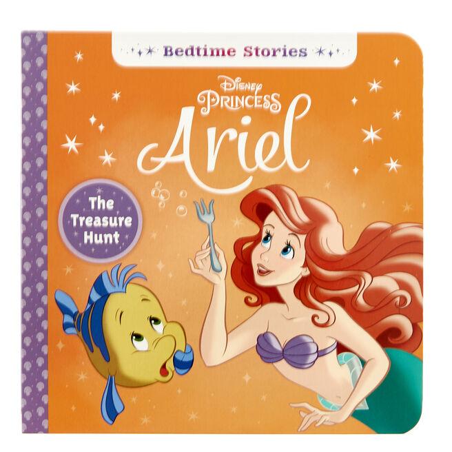 Disney Princess Bedtime Stories - Ariel Book