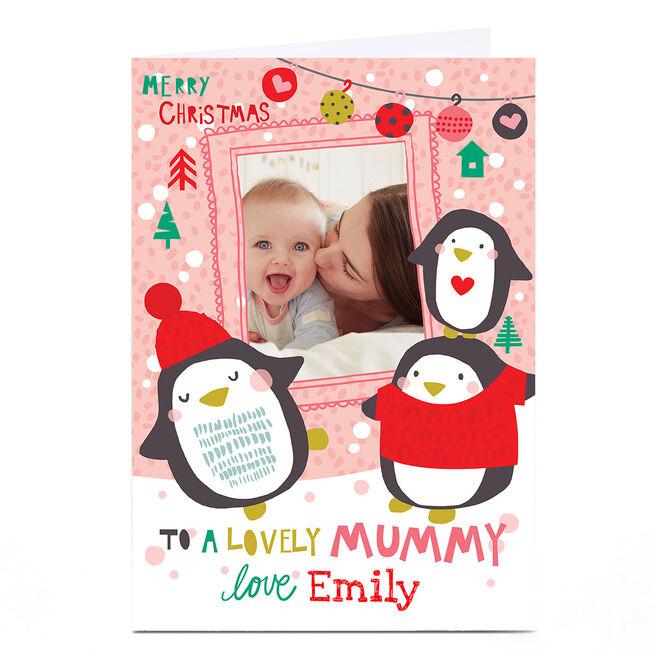 Photo Bev Hopwood Christmas Card - Lovely Mummy