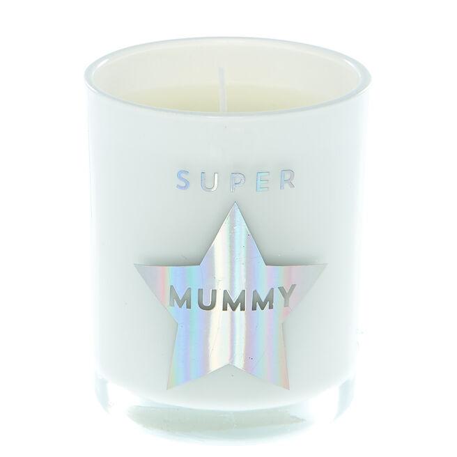 Super Mummy Vanilla Scented Candle