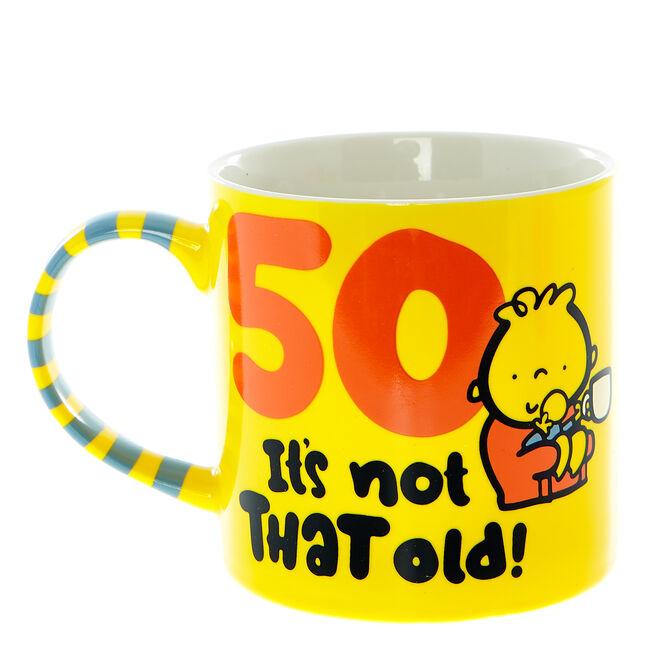 Fruitloops 50th Birthday Mug