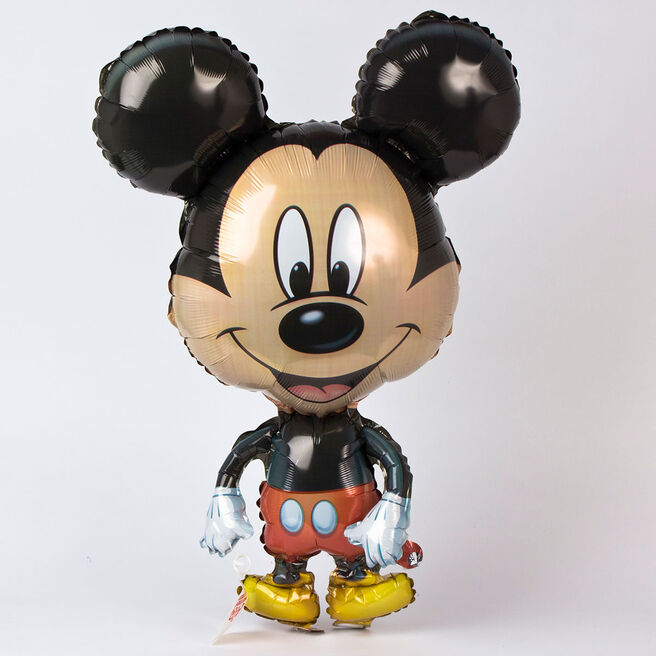 Disney Mickey Mouse - Large Airwalker Balloon (Deflated)