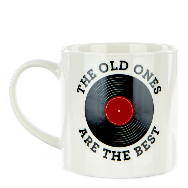 "The Old Ones Are The Best"" Mug"""