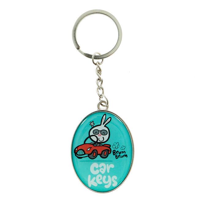 Car Keys Brum Brum Fruitloops Keyring