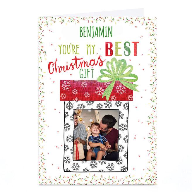Photo Nik Golesworthy Christmas Card - Best Gift