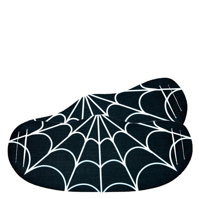 Washable Spider Web Face Coverings - Pack Of 2