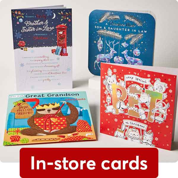 In-store Cards