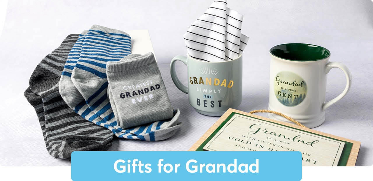 Gifts for Grandad