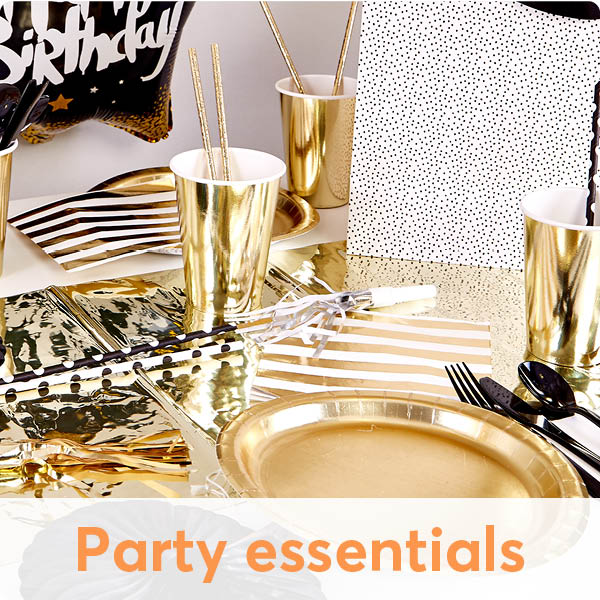 Official unknown things party supplies tableware creator Environment Banner