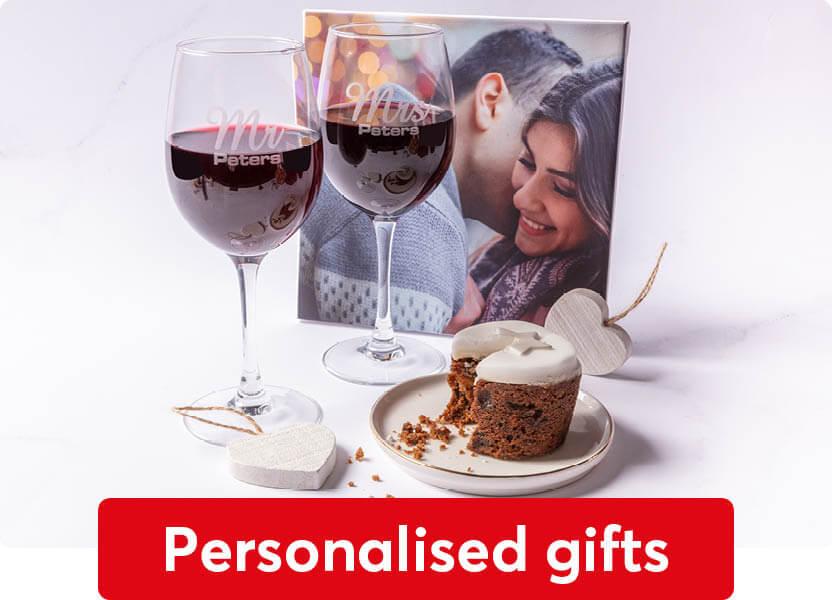 Personalised Christmas gift