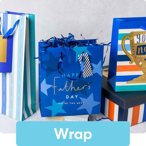 Fathers Day Wrap
