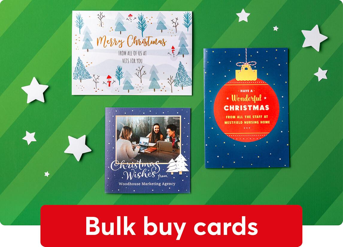 Bulk buy cards